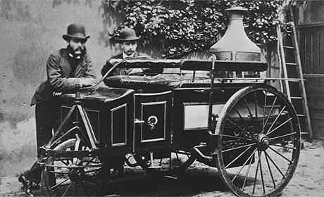 the humble beginnings of henry ford and his automobile empire Ford saw racing as a way to spread the word about his cars and his name   ford attracted the attention of the backers he needed to start ford motor co in  june.